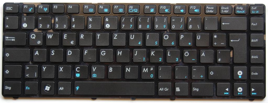 Asus_Tastatur