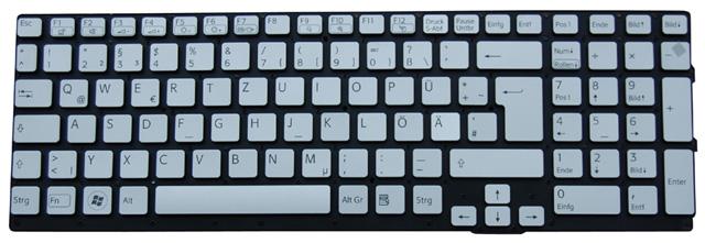 Sony Vaio Tastatur
