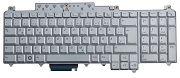 Origanal TC Tastatur Dell Inspiron 1700 Series Neu Silber Backlit