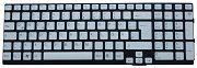 Original Tastatur Sony Vaio VPCSE1E1E Silber DE Neu ohne Rahmen