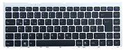 Original Tastatur Sony Vaio PCG-3B1M Serie Neu DE Mit Rahmen Schwarz