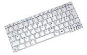 Original TC Tastatur für Samsung Q45 Series DE Neu Silber